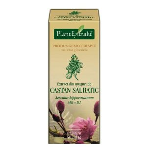 Extract Castan Salbatic Plantextrakt 50ml