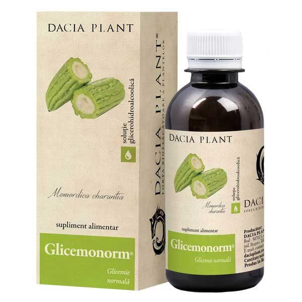 Glicemonorm Remediu Dacia Plant 200ml