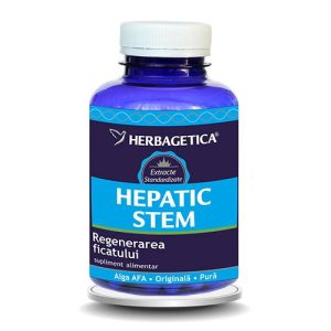 Hepatic Stem Herbagetica 120cps