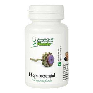 Hepatoesential Dacia Plant 60cpr