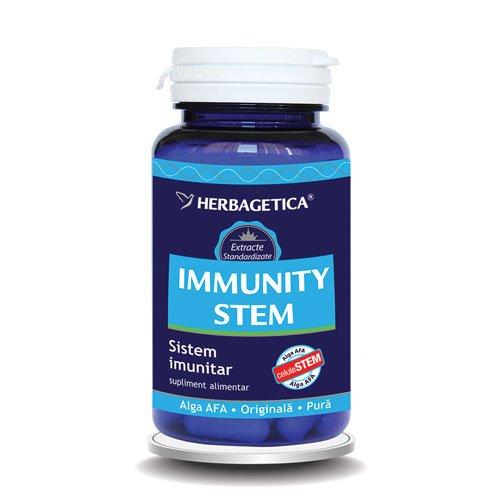 Immunity Stem 30cps HERBAGETICA