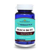 Maca Zen Forte Herbagetica 60cps