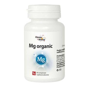 Magneziu Organic Dacia Plant 60cpr