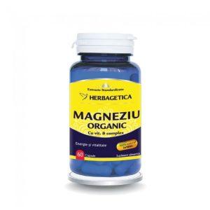 Magneziu Organic cu B-Complex Her