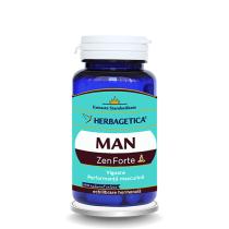 Man Zen Forte Herbagetica 30cps