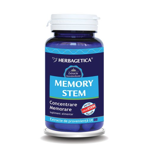 Memory Stem Herbagetica 30cps