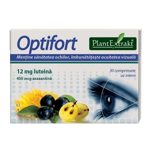 Optifort 30cpr PlantExtrakt