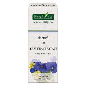 Tinctura Trei Frati Patati Plantextrakt 50ml