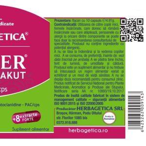 Urimer Akut Herbagetica 10cps