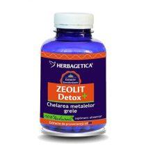 Zeolit Detox+ Herbagetica 180cps