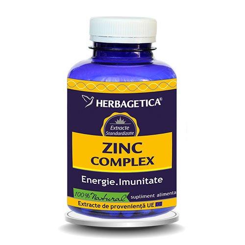 Zinc Complex Herbagetica 120cps