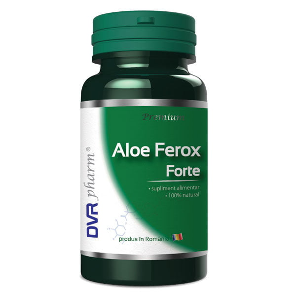 Aloe Ferox Forte 60cps DVR PHARM