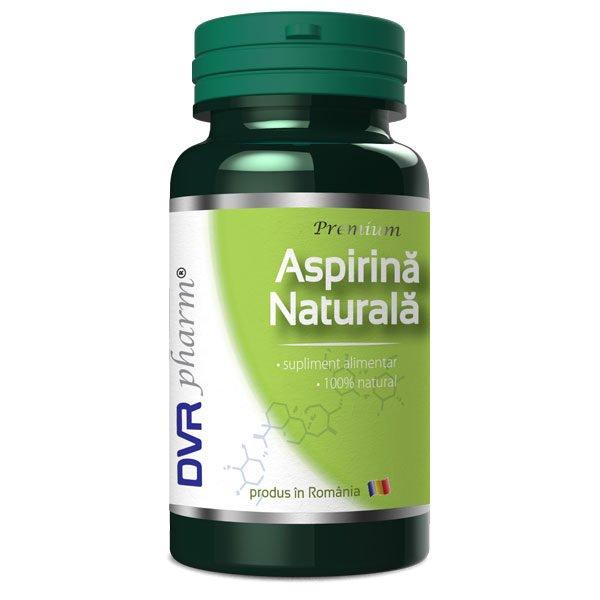 Aspirina Naturala DVR Pharm 60cps