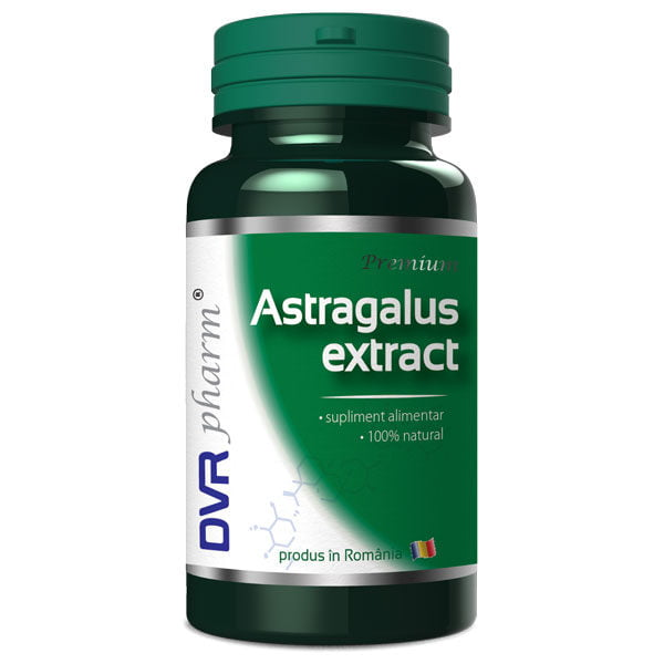 Astragalus Extract DVR Pharm 60cps