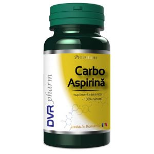Carbo Aspirina DVR Pharm 60cps