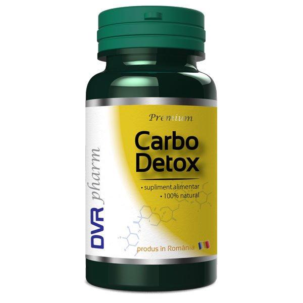 Carbo Detox 60cps DVR PHARM