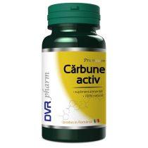 Carbune Activ DVR Pharm 60cps