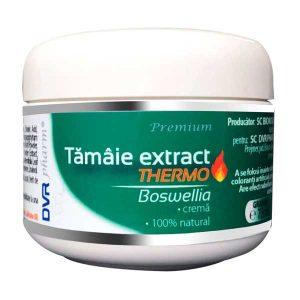 Crema Tamaie Extract THERMO (Boswellia) DVR Pharm 75ml