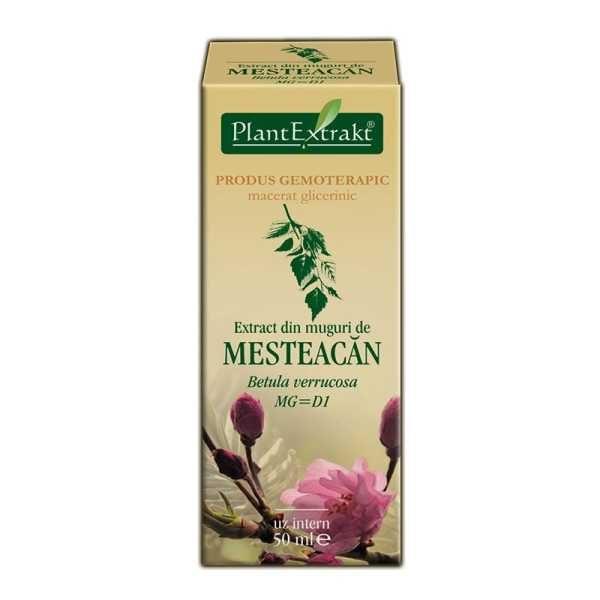 Extract Muguri Mesteacan Pufos Plantextrakt 50ml