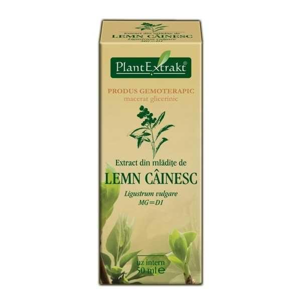 Extract Lemn Cainesc Plantextrakt 50ml