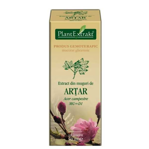Extract Artar 50ml PLANTEXTRAKT