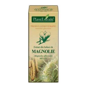 Extract din boboci de Magnolie Plantextrakt 50ml