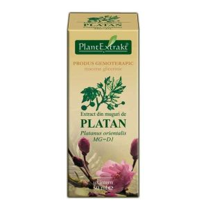 Extract din Muguri de Platan Plantextrakt 50ml