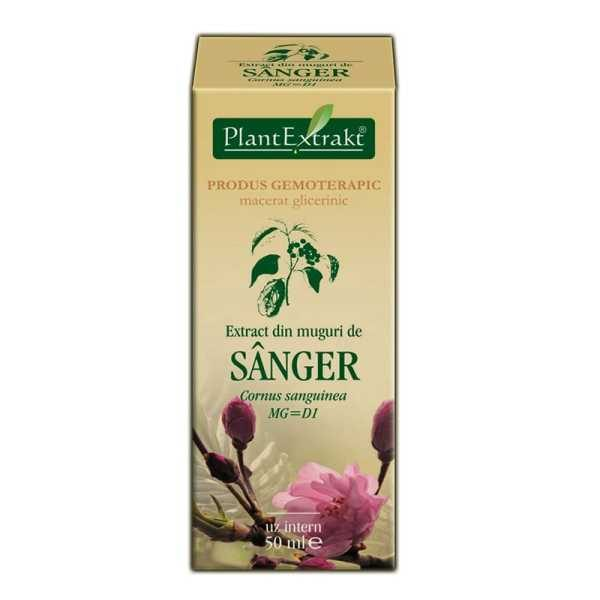 Extract Sanger 50ml PLANTEXTRAKT