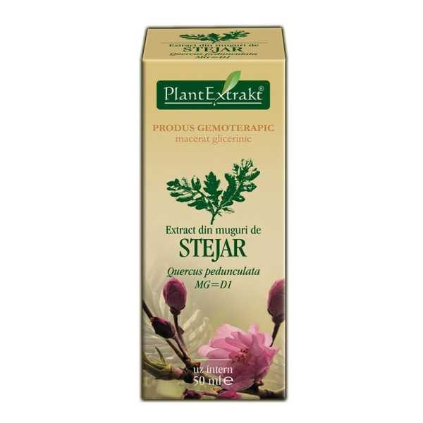 Extract Muguri Stejar Plantextrakt 50ml