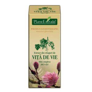 Extract din Muguri de Vita de Vie Plantextrakt 50ml