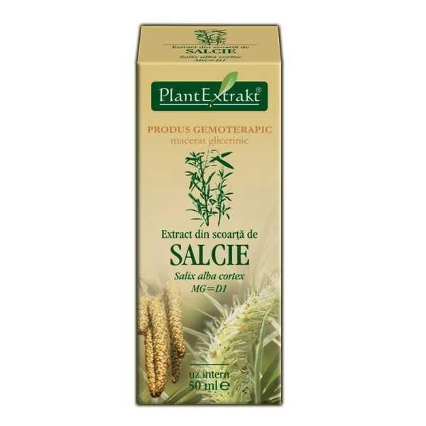 Extract Salcie Scoarta 50ml PLANTEXTRAKT