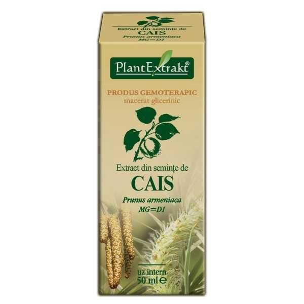 Extract Seminte Cais 50ml PLANTEXTRAKT