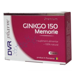 Gingko 150Mg Memorie DVR Pharm 20cps