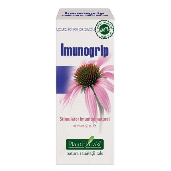 Imunogrip Plantextrakt 50ml