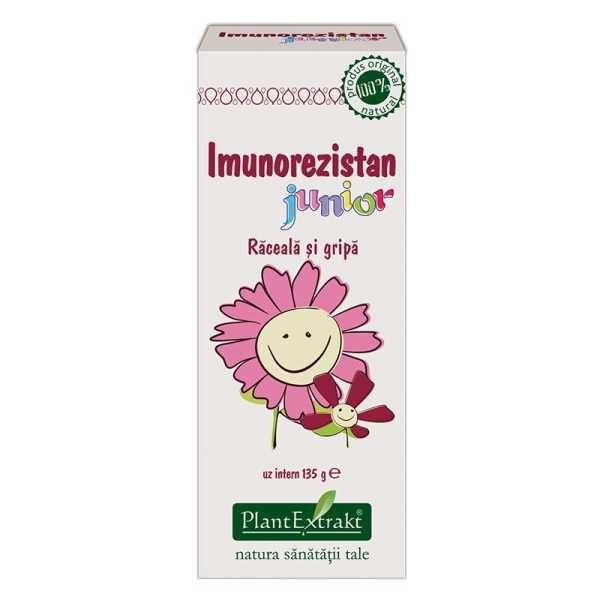 Imunorezistan Junior Plantextrakt 135ml