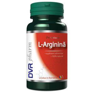 L-Arginina DVR Pharm 60cps
