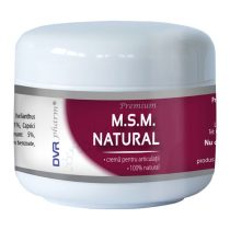 MSM Natural Crema DVR Pharm 75ml