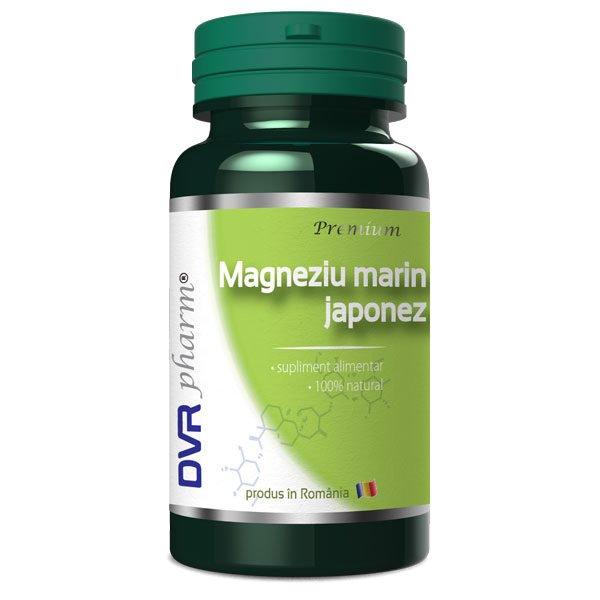 Magneziu Marin Japonez DVR Pharm 60cps