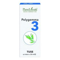 Polygemma 3 Tuse Plantextrakt 50ml