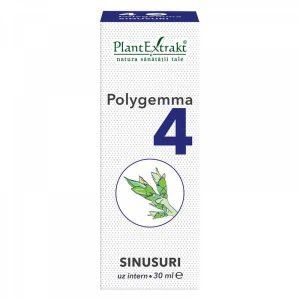 Polygemma 4 Plantextrakt Sinusuri 30ml