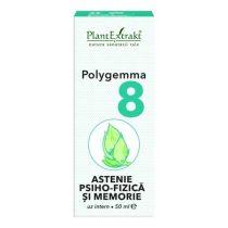 Polygemma 8 Plantextrakt 50ml