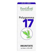 Polygemma 17 Imunitate Plantextrakt 50ml