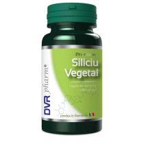 Siliciu Vegetal DVR Pharm 60cps