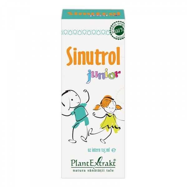 Sinutrol Junior Plantextrakt 125ml