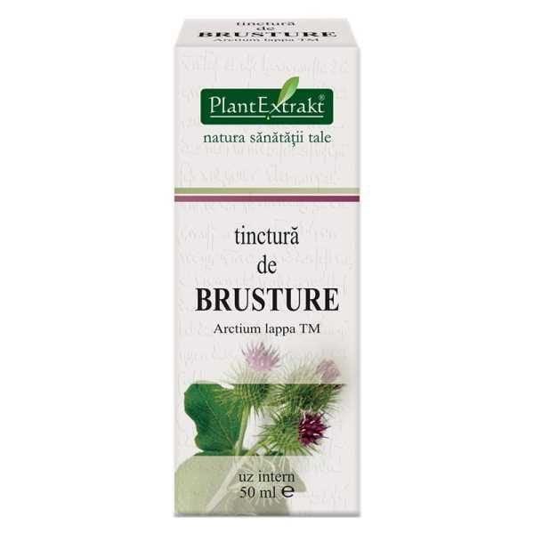 Tinctura Brusture Plantextrakt 50ml