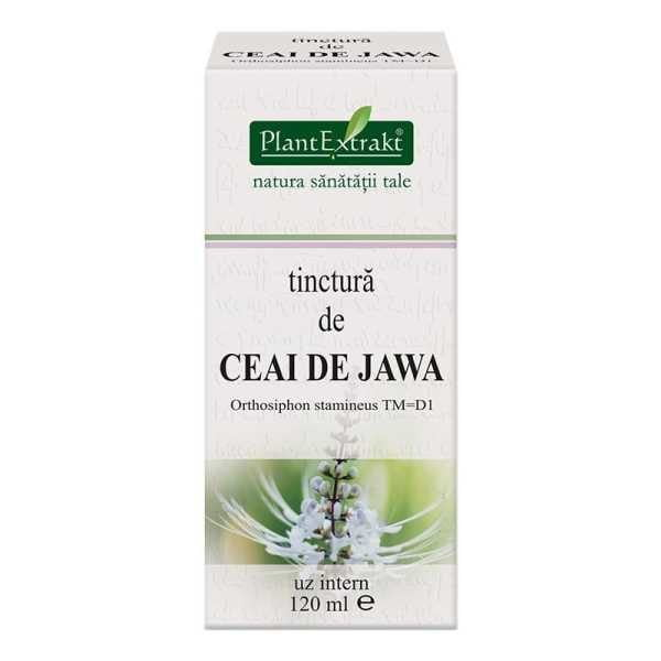 Tinctura Ceai de Jawa Plantextrakt 120ml