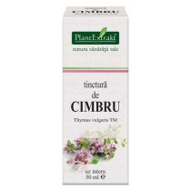 Tinctura Cimbru Plantextrakt 50ml