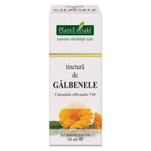 Tinctura de Galbenele Plantextrakt 50ml