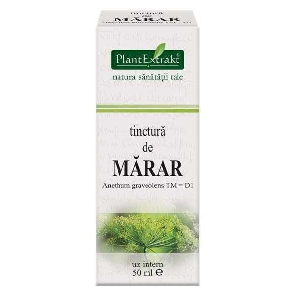 Tinctura Marar 50ml PLANTEXTRAKT