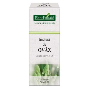 Tinctura Ovaz Plantextrakt 50ml